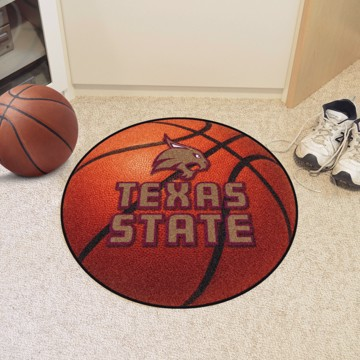 Picture of Texas State Basketball Mat