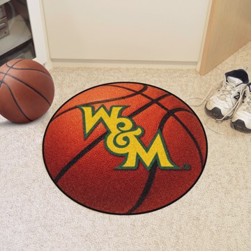 Picture of William & Mary Basketball Mat