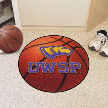 Picture of Wisconsin-Stevens Point Basketball Mat