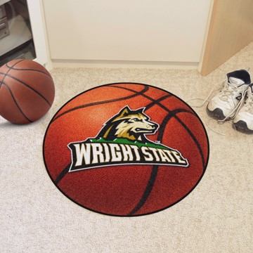Picture of Wright State Basketball Mat