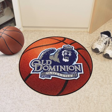 Picture of Old Dominion Basketball Mat