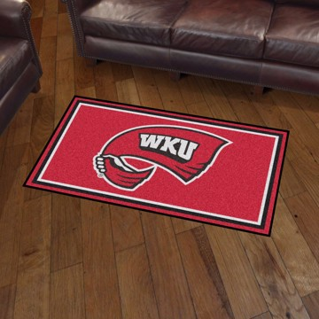 Picture of Western Kentucky 3'x5' Plush Rug