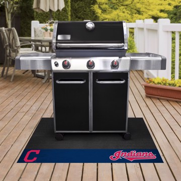 Picture of MLB - Cleveland Indians Grill Mat