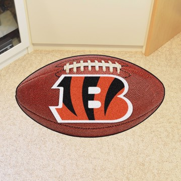 Picture of NFL - Cincinnati Bengals Football Mat