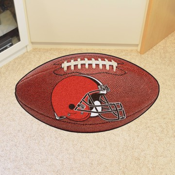 Picture of NFL - Cleveland Browns Football Mat