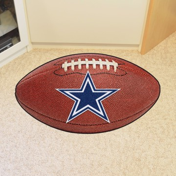 Picture of NFL - Dallas Cowboys Football Mat