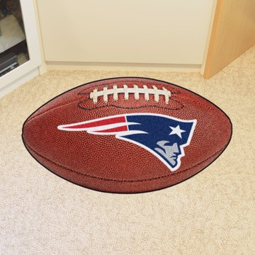 Picture of NFL - New England Patriots Football Mat