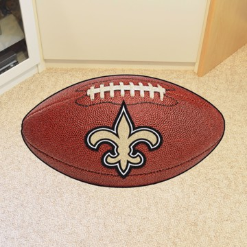 Picture of NFL - New Orleans Saints Football Mat