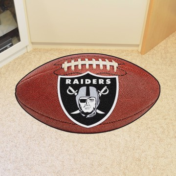 Picture of NFL - Oakland Raiders Football Mat