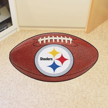 Picture of NFL - Pittsburgh Steelers Football Mat