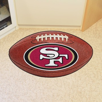Picture of NFL - San Francisco 49ers Football Mat