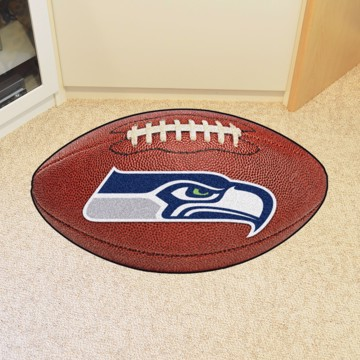 new styles 17414 f1d72 FANMATS 17128 NFL Seattle Seahawks 2-Piece Embroidered Car ...