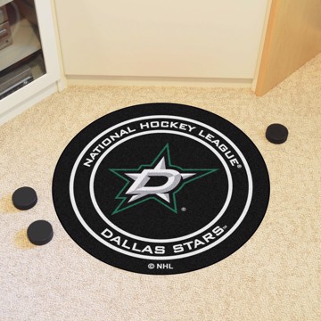 Picture of NHL - Dallas Stars Puck Mat
