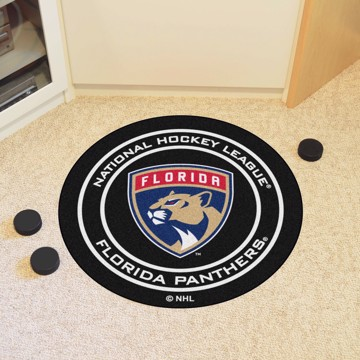 Picture of NHL - Florida Panthers Puck Mat