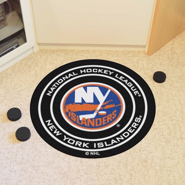 Picture of NHL - New York Islanders Puck Mat