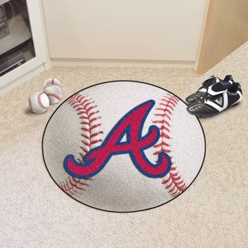 Picture of MLB - Atlanta Braves Baseball Mat