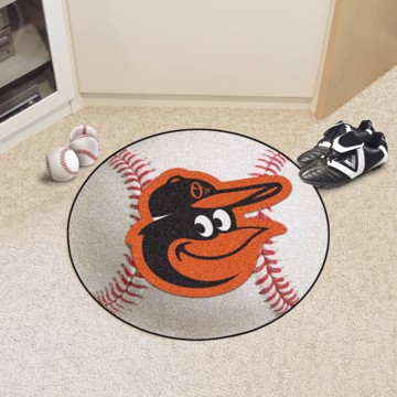 Picture of MLB - Baltimore Orioles Baseball Mat