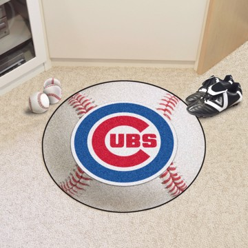 Picture of MLB - Chicago Cubs Baseball Mat