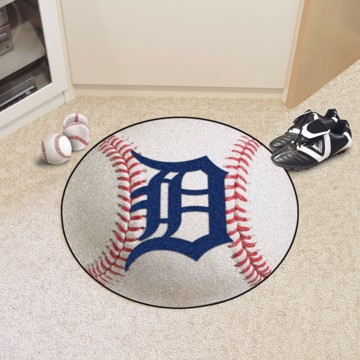 Picture of MLB - Detroit Tigers Baseball Mat