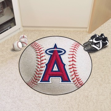 Picture of MLB - Los Angeles Angels Baseball Mat