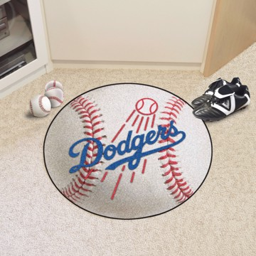 Picture of MLB - Los Angeles Dodgers Baseball Mat