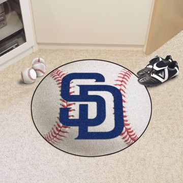 Picture of MLB - San Diego Padres Baseball Mat