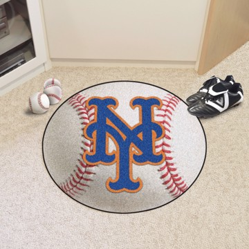 Picture of MLB - New York Mets Baseball Mat