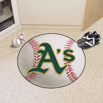 Picture of MLB - Oakland Athletics Baseball Mat