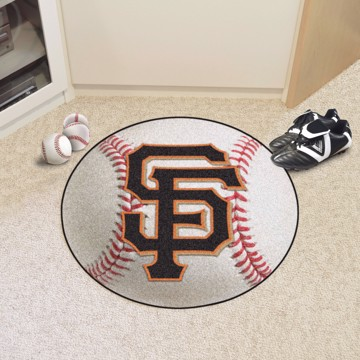 Picture of MLB - San Francisco Giants Baseball Mat