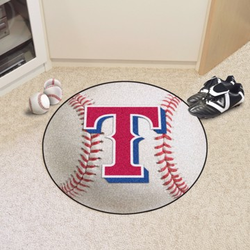 Picture of MLB - Texas Rangers Baseball Mat