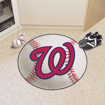 Picture of MLB - Washington Nationals Baseball Mat