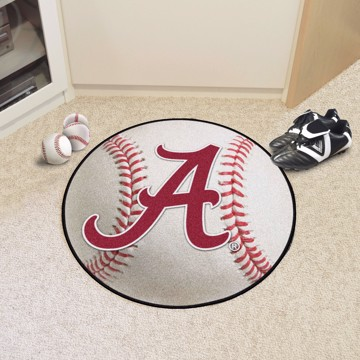 Picture of Alabama Baseball Mat
