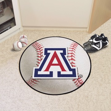 Picture of Arizona Baseball Mat