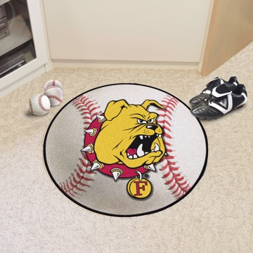 Picture of Ferris State Baseball Mat