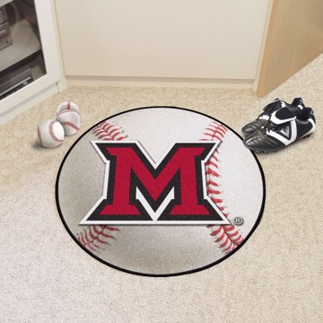 Picture of Miami (OH) Baseball Mat