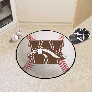 Picture of Western Michigan Baseball Mat