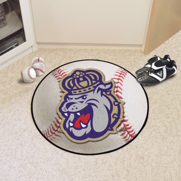 Picture of James Madison Baseball Mat