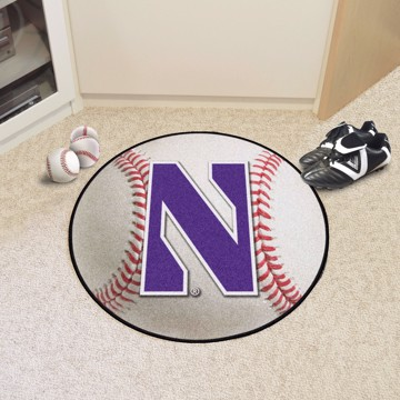 Picture of Northwestern Baseball Mat
