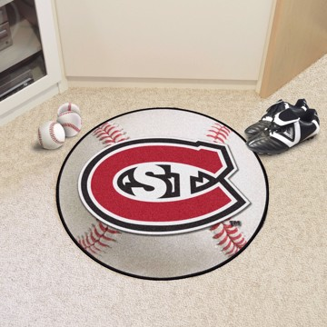Picture of St. Cloud State Baseball Mat