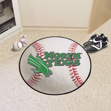 Picture of North Texas Baseball Mat