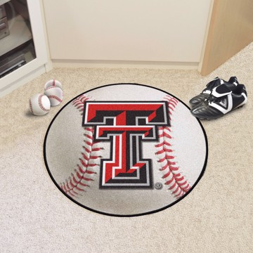 Picture of Texas Tech Baseball Mat
