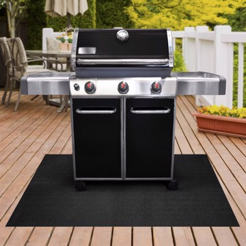 Picture of Black Grill Mat - Large