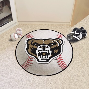 Picture of Oakland Baseball Mat