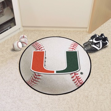 Picture of Miami Baseball Mat