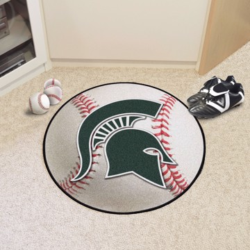 Picture of Michigan State Baseball Mat