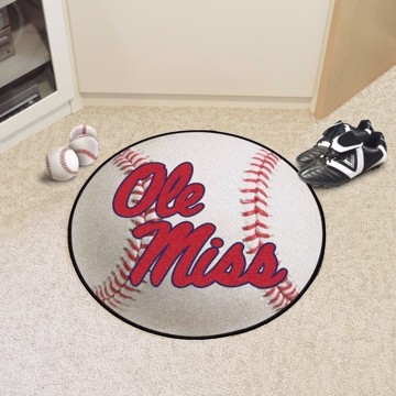 Picture of Ole Miss Baseball Mat