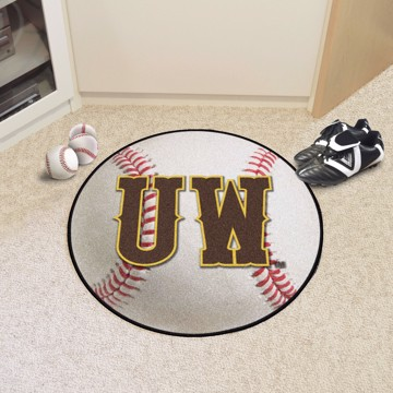 Picture of Wyoming Baseball Mat