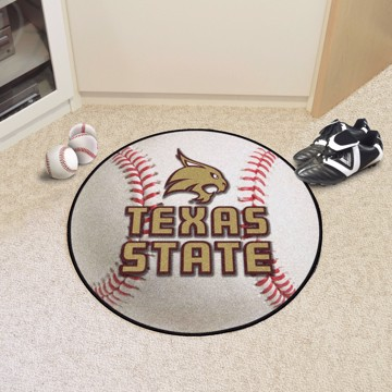 Picture of Texas State Baseball Mat