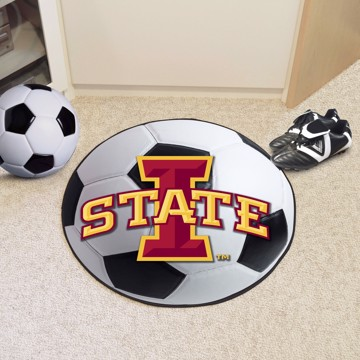 Picture of Iowa State Soccer Ball