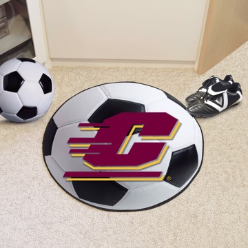 Picture of Central Michigan Soccer Ball